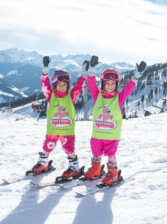 Skifahren spielend leicht erlernt
